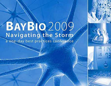 BayBio Annual Conference 2009 Save The Date card