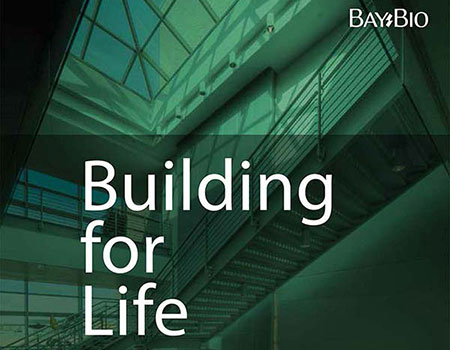 BayBio Building for Life Brochure Cover