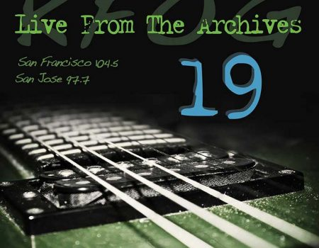 Live From The Archives CD Jacket Cover Contest